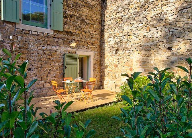 Gîte Hauterive - Terrasse chambre d'hôte ain gite de France ain