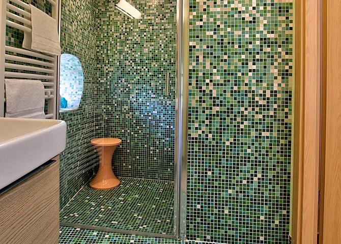 Gîte Varey - Salle de bain vue 2 chambre d'hôte ain gite de France ain
