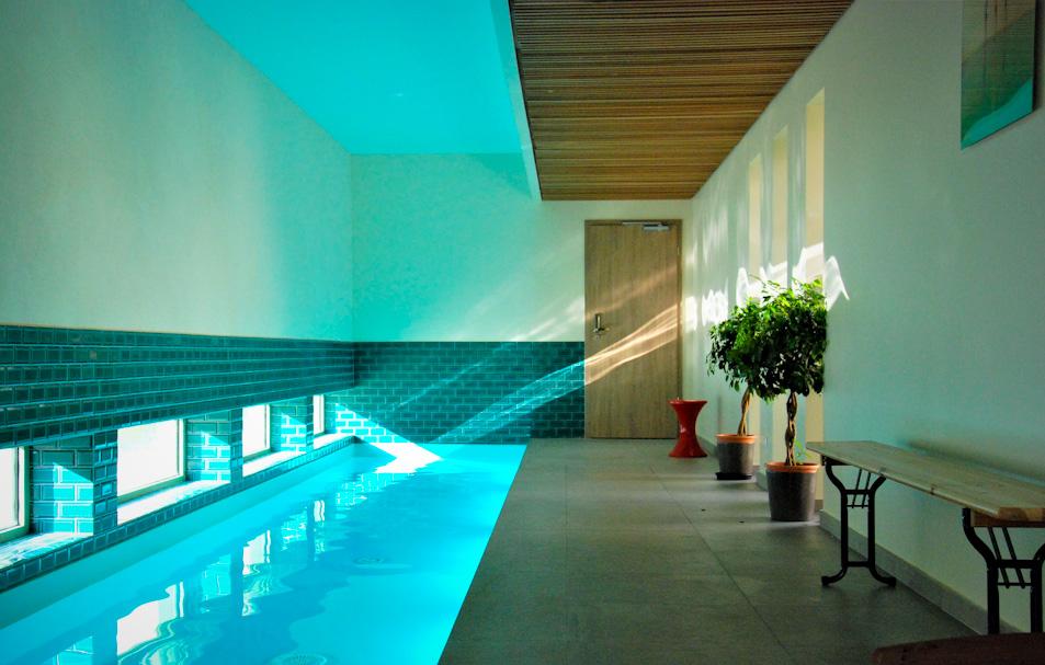 piscine chambre d'hôte ain gite de France ain